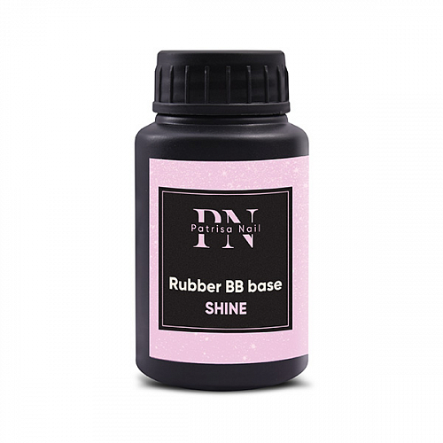 Rubber BB-base Shine, 30 мл